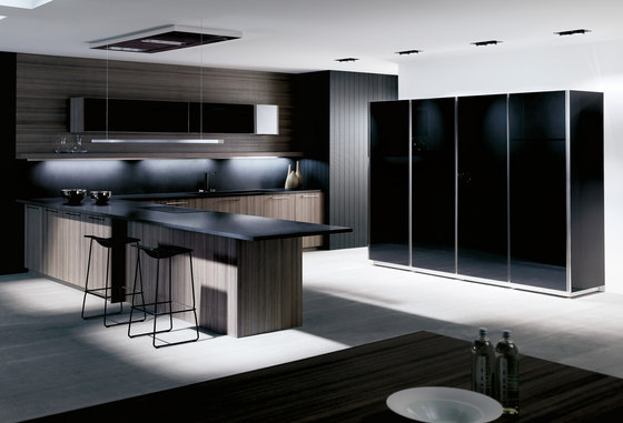 3000 avant unmo foro negro by DOCA | Fitted kitchens