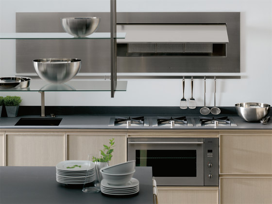 Borno roble ceniza by DOCA | Fitted kitchens