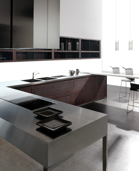 evolucion roble 72 cuisines int gr es de doca architonic. Black Bedroom Furniture Sets. Home Design Ideas