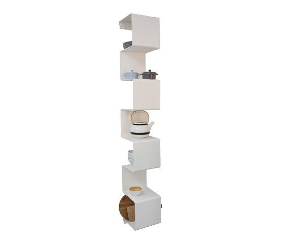Showcase 2 by Linde&Linde   Shelves