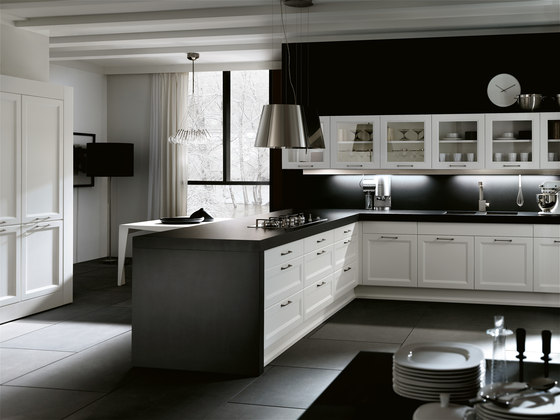 Matim blanco seda by DOCA | Fitted kitchens