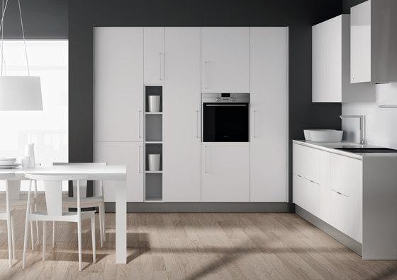 2000 blanco di DOCA | Cucine a parete