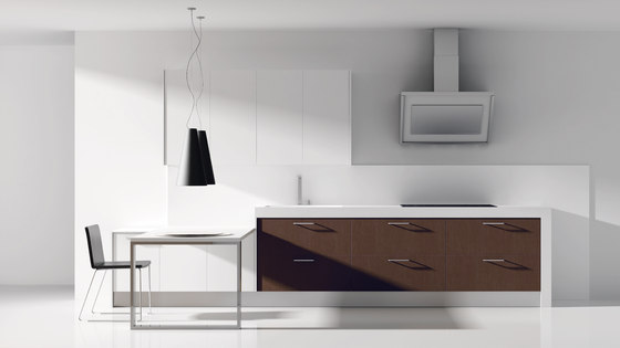 2000 blanco roble natur by DOCA | Fitted kitchens
