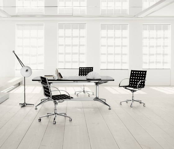 JOINT 1250 table by Engelbrechts | Executive desks