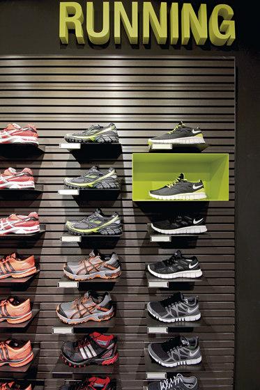 Choices de Shopfitting systems by Vitra | Systèmes pour surfaces