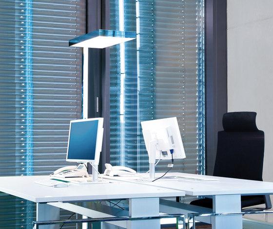 Cubic S1/S2 de Lightnet | Lampes de travail