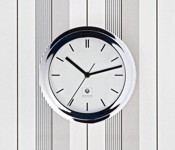 CLOCK by DECOR WALTHER | Clocks