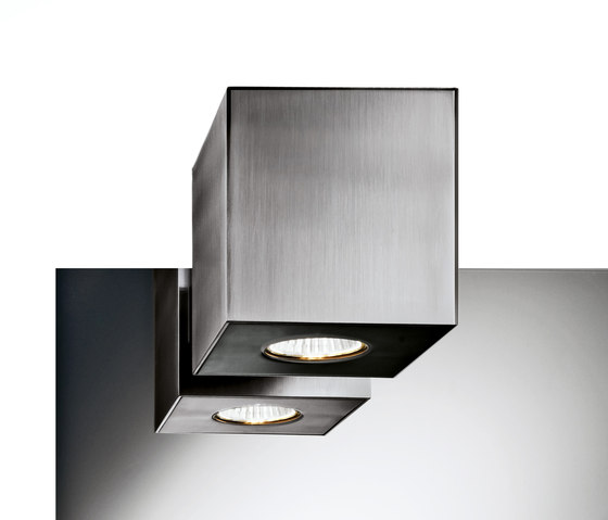 CUBO by DECOR WALTHER | Clip-on lights / Shelf lights