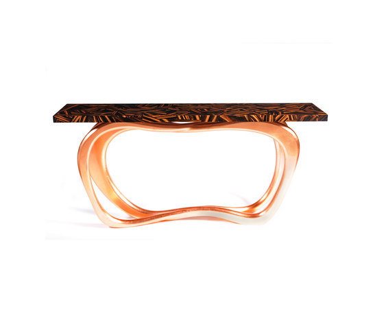 Infinity console de Boca do lobo | Tables consoles