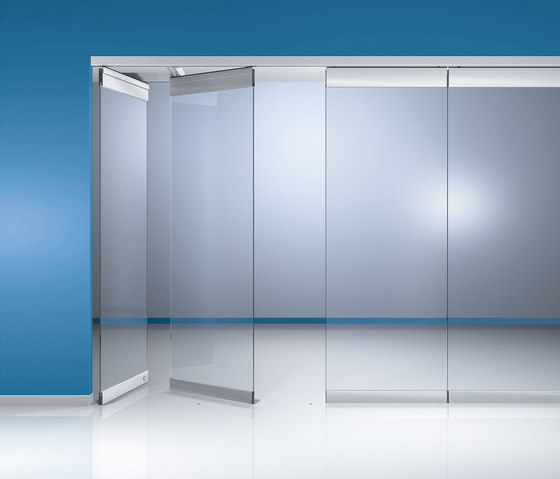 HSW-G by DORMA | Movable walls