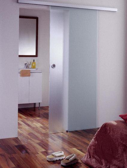 AGILE 50 di dormakaba | Porte per interni