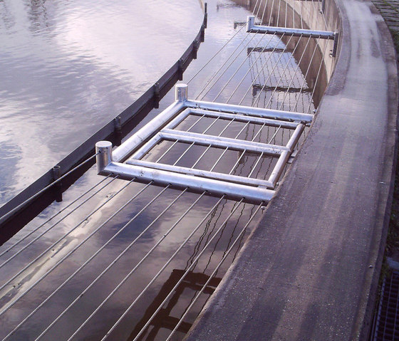 I-SYS | Falling protection by Carl Stahl | Railings / Balustrades