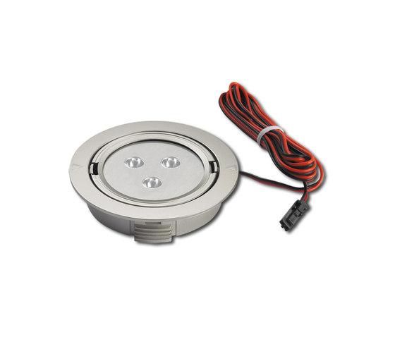 ARF 68-LED 2 / ARF 78-LED - Recessed LED Luminaire by Hera | Ceiling-mounted spotlights