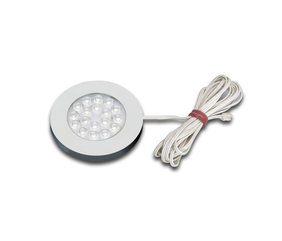 ER-LED - Flat Surface-Mounted LED Luminaire by Hera | Spotlights