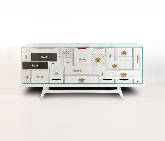 Mondrian sideboard von Boca do lobo | Sideboards / Kommoden