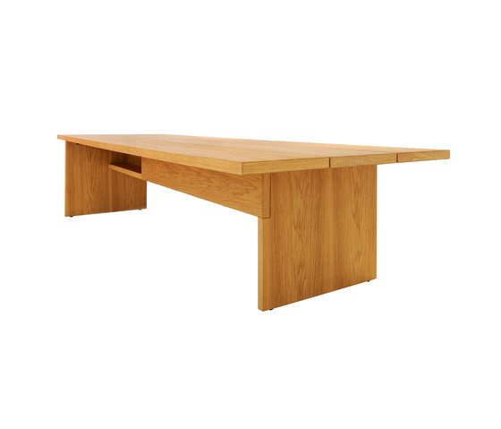 Twin Table de BULO | Tables de réunion