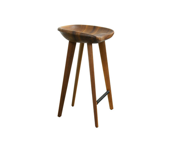 Tractor Counter Stool de BassamFellows | Tabourets de bar
