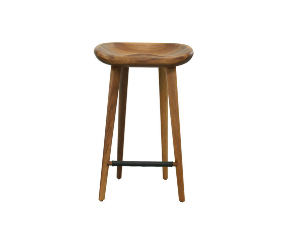 Tractor Counter Stool by BassamFellows | Bar stools