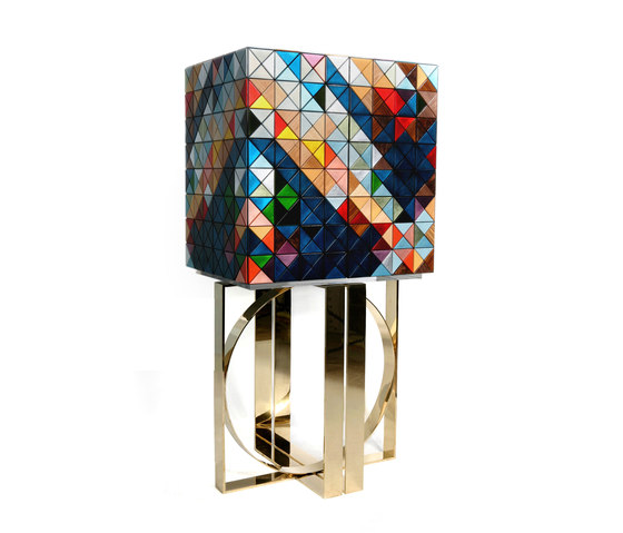 Pixel cabinet by Boca do lobo | Cabinets