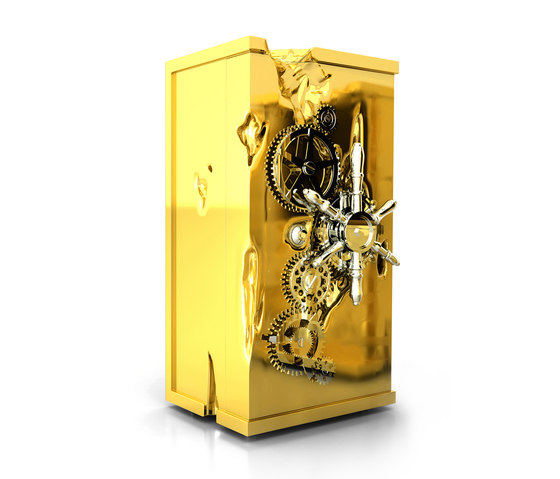 Millionaire safe by Boca do lobo | Cabinets