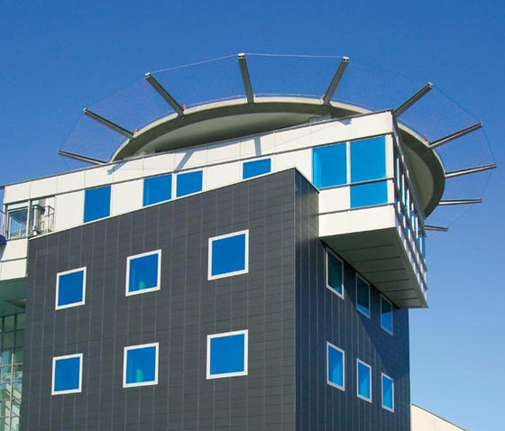 X-TEND | Heliports by Carl Stahl ARC | Railings / Balustrades
