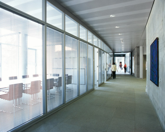 fecolux by Feco | Wall partition systems