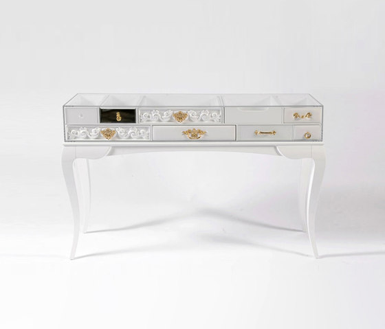 York console de Boca do lobo | Tables consoles