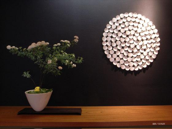 Moon in-situ by Kenzan