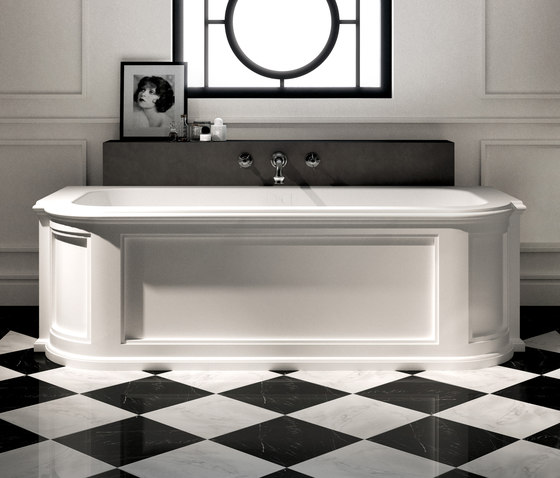 President Bathtub by Devon&Devon | Bathtubs rectangular
