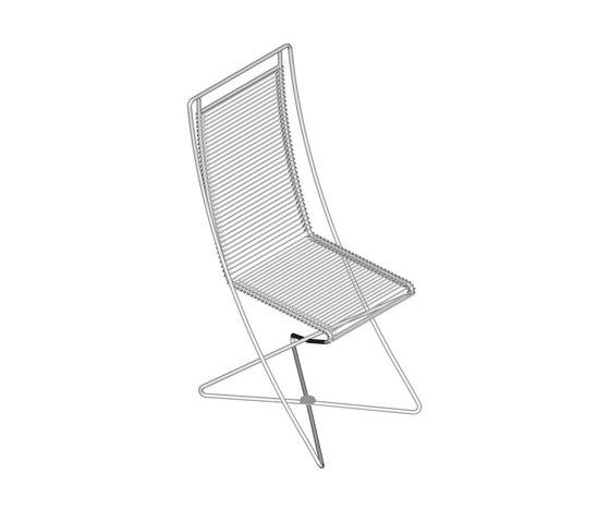 KSL 0.3 Bistro Chair de Till Behrens Systeme | Sillas para restaurantes