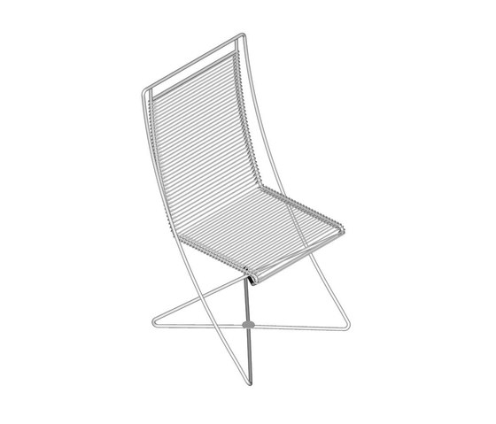 KSL 0.4 Chair by Till Behrens Systeme | Visitors chairs / Side chairs
