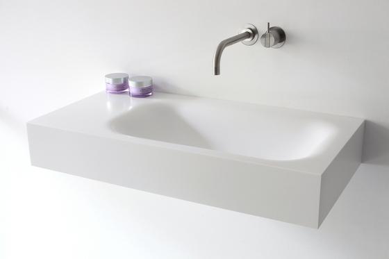 Blend basin de Not Only White B.V. | Lavabos