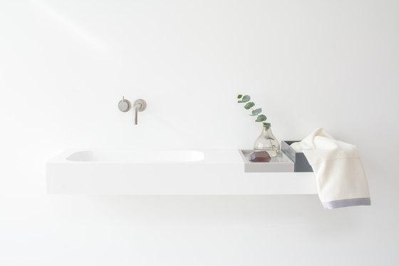 Box basin von Not Only White B.V. | Waschtische