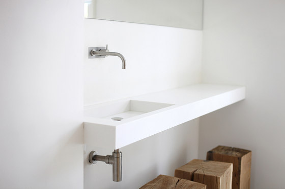Form basin de Not Only White B.V. | Meubles lavabos