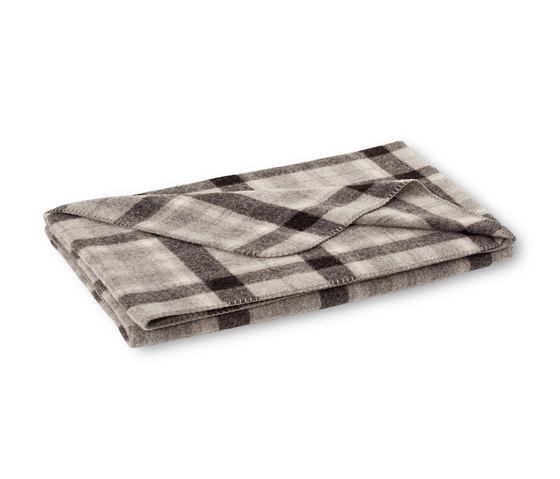 Mia blanket marble by Steiner | Plaids / Blankets