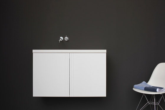 Grid cabinet by Not Only White B.V. | Vanity units