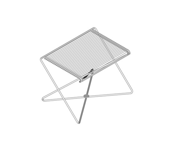 KSL 0.8 Foot Stool by Till Behrens Systeme | Stools
