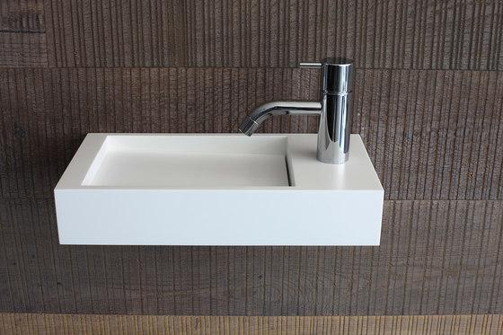Kuub handrinse by Not Only White B.V. | Wash basins