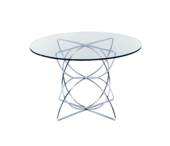 KSL 4.5 Arched Table Racks high by Till Behrens Systeme | Trestles