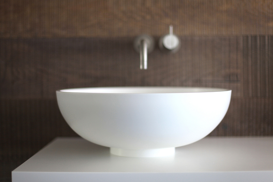 Noon basin by Not Only White B.V. | Wash basins