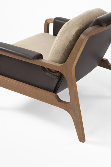Fergus Lounge Chair by CASTE