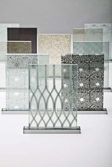 Textiles Glas | Tex Glass® by Nya Nordiska | Decorative glass