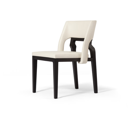Gallatin Dining Side Chair by CASTE | Restaurant chairs