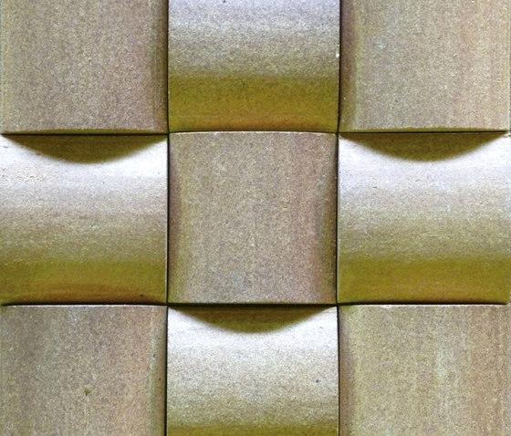 Ichimatsu MA-A Wood by Kenzan | Ceramic tiles