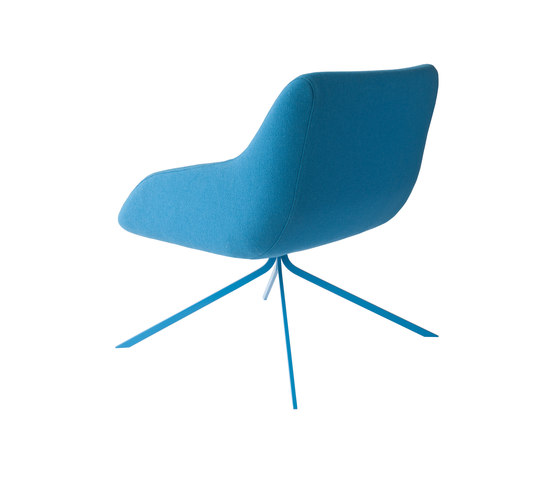 Blue Armchair di Palau | Poltrone lounge