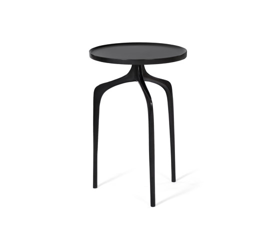 Bridger Bronze Side Table di CASTE | Tavolini d'appoggio / Laterali