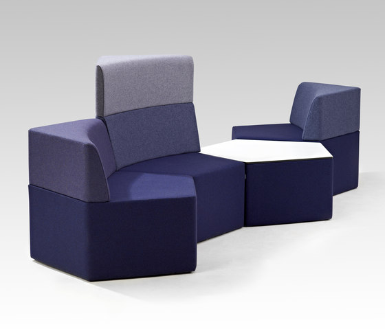 Manhattan by HOWE | Modular seating systems