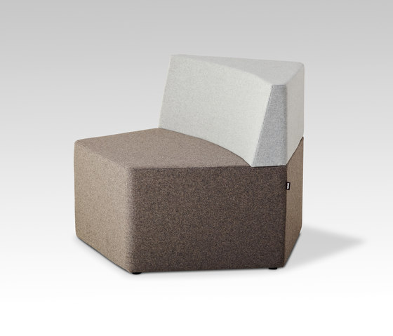 Manhattan by HOWE | Modular seating elements