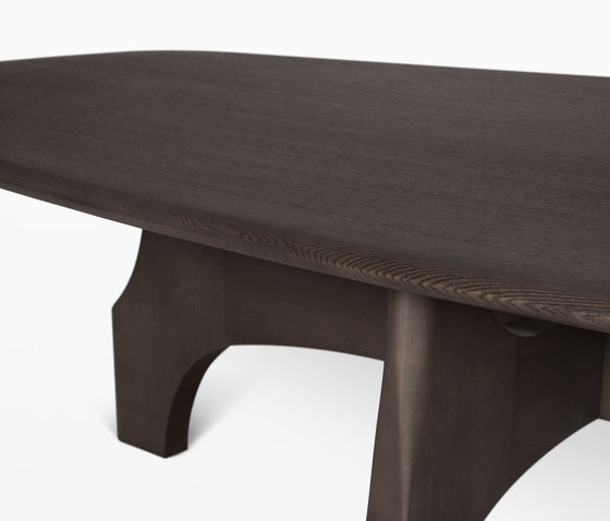 Chouteau Dining Table by CASTE | Dining tables