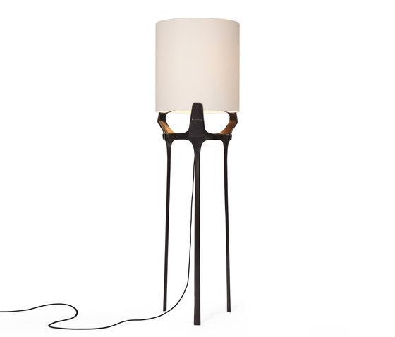 Flint Floor Lamp von CASTE | Allgemeinbeleuchtung
